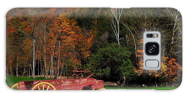 Vermont Wagon Galaxy Case