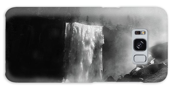 Splash Galaxy Case - Vernal Fall by Raymond Salani Iii