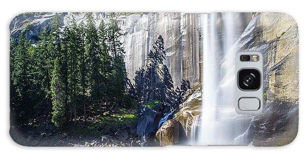 Vernal Falls Yosemite Galaxy Case by Mike Lee