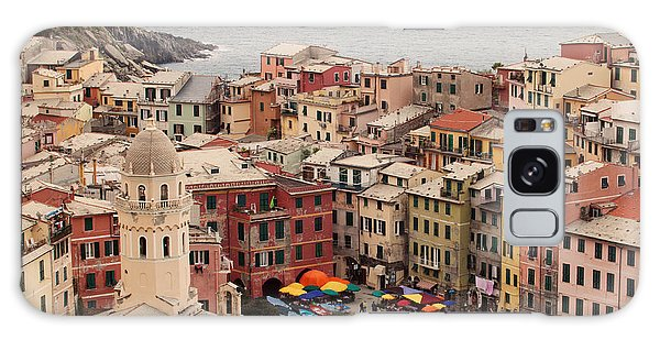 Vernazza Italy Galaxy Case