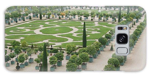 Versailles Garden Galaxy Case