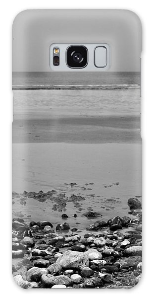 Vertical Beach I Galaxy Case