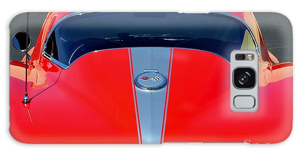 Very Cool Corvette Galaxy Case by Dean Ferreira