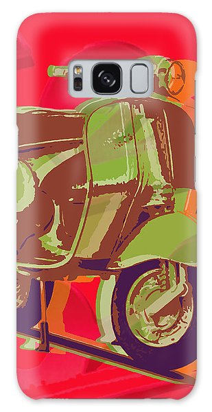 Vespa Galaxy Case