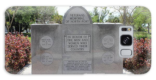 Veterans Memorial Galaxy Case