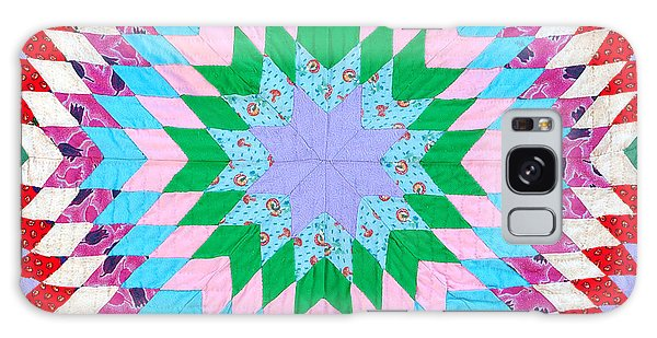 Vibrant Quilt Galaxy Case by Art Block Collections