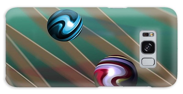 Vibrations Galaxy Case