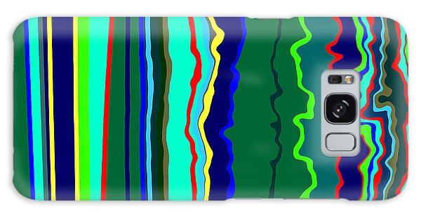 Vibrato Stripes  C2014  Galaxy Case
