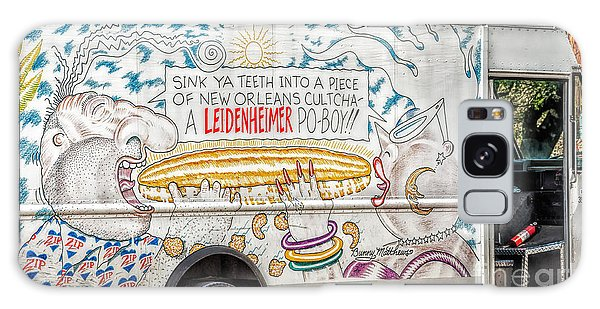 Vic And Nat'ly And The Leidenheimer Po-boy Truck - New Orleans Galaxy Case