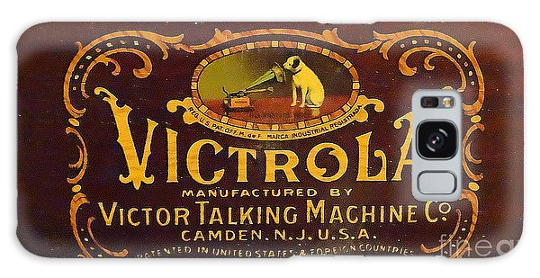 Victor Victrola Label Galaxy Case
