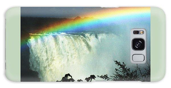 Victoria Falls Galaxy Case