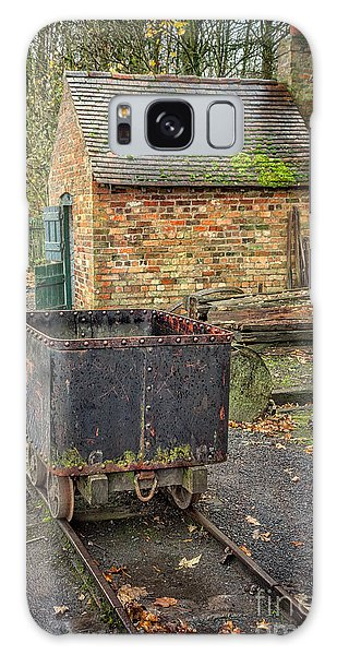 Cart Galaxy Case - Victorian Mining Cart by Adrian Evans