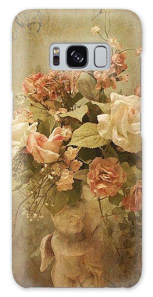 Victorian Rose Floral Galaxy Case
