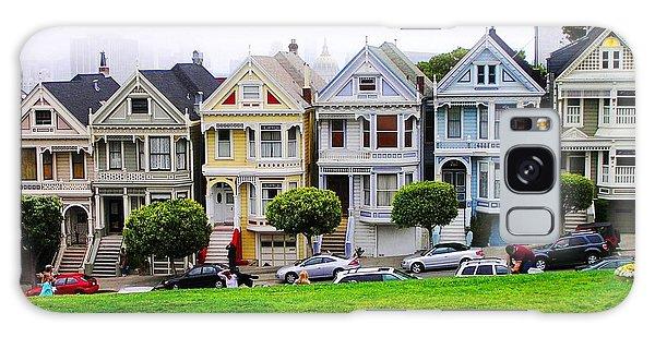 San Francisco Architecture Galaxy Case