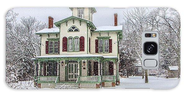 Victorian Winter Galaxy Case