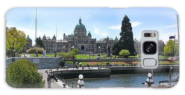 Victoria's Parliament Buildings Galaxy Case
