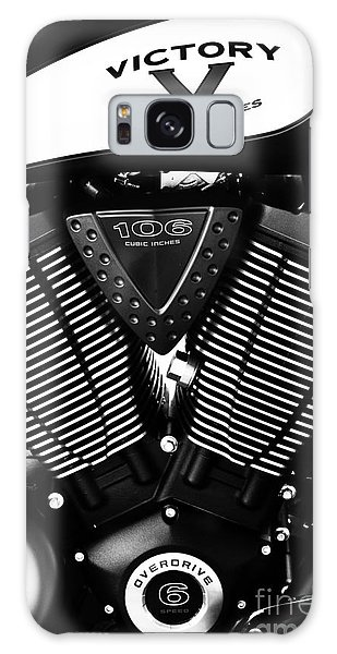Victory Motorcycle Monochrome Galaxy Case