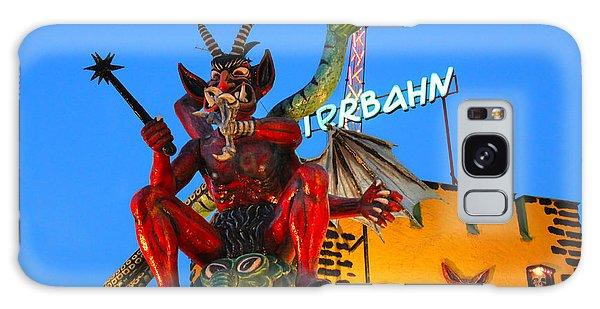 Vienna Austria - Praterstern Park -   Geisterschloss Demon Galaxy Case