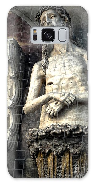 Vienna Austria - St. Stephen's Cathedral - Christ Galaxy Case by Gregory Dyer