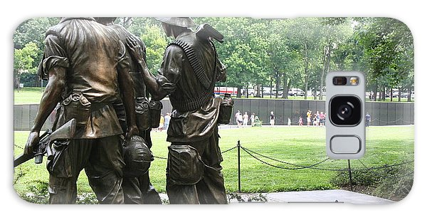 Vietnam Memorial 1 Galaxy Case