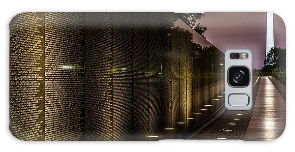 Vietnam Veterans Memorial Galaxy Case