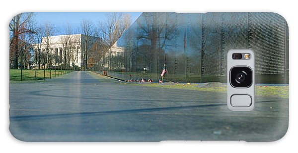 Vietnam Veterans Memorial, Washington Dc Galaxy Case