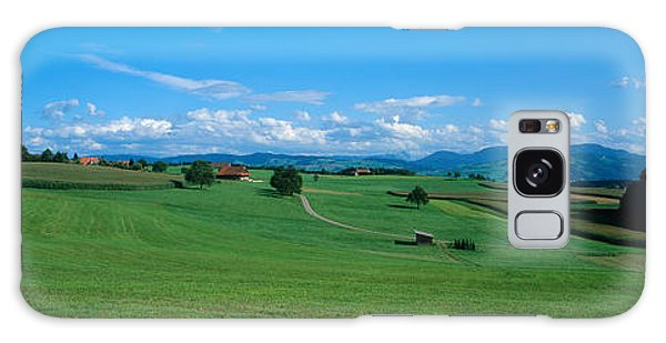 Expanse Galaxy Case - View Along Rural Hillside, Zurich by Panoramic Images