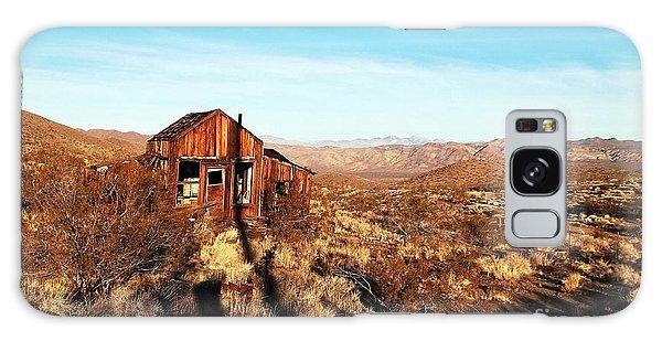 View Estate - Randsburg California Galaxy Case