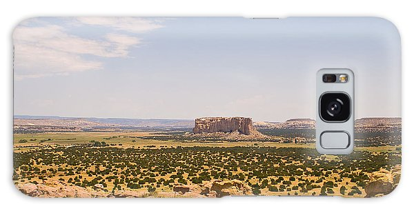 View From Acoma Mesa Galaxy Case