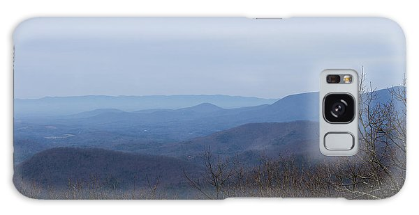 View From Springer Mountain Galaxy Case