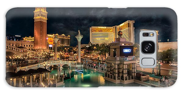 View From The Venetian Galaxy Case