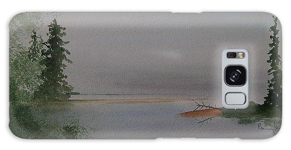 Big Bay On Lake Superior Galaxy Case