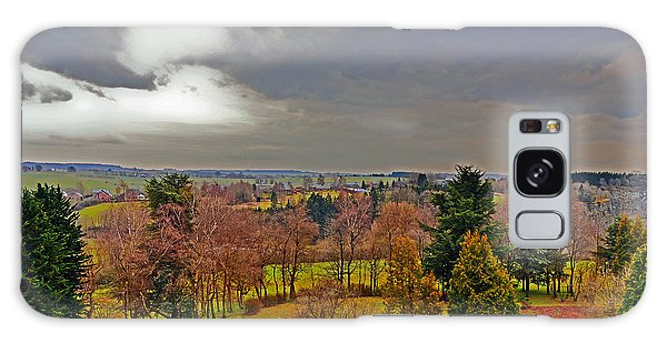 View Of Belgium Galaxy Case