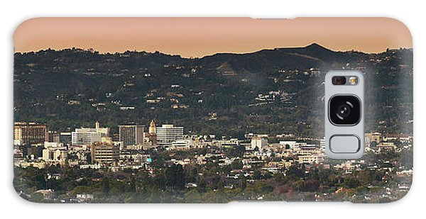 View Of Buildings In City, Beverly Galaxy Case by Panoramic Images