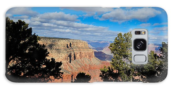 Grand Canyon Through The Junipers Galaxy Case