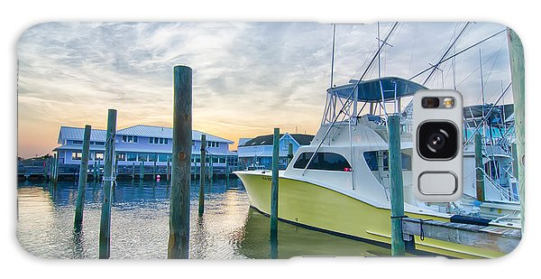 View Of Sportfishing Boats At Marina Galaxy Case