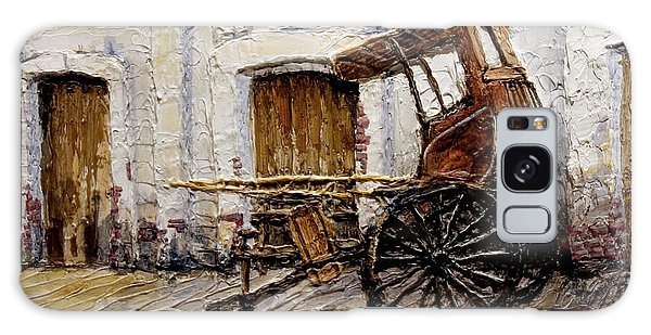 Vigan Carriage 1 Galaxy Case by Joey Agbayani