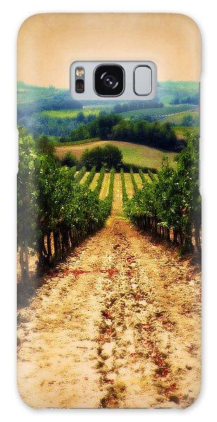 Vigneto Toscana Galaxy Case