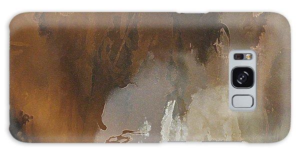 Vii - Mirky Wood Galaxy Case