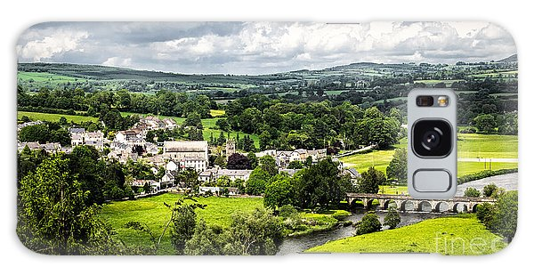 Village Of Inistioge Galaxy Case by Daniel Heine