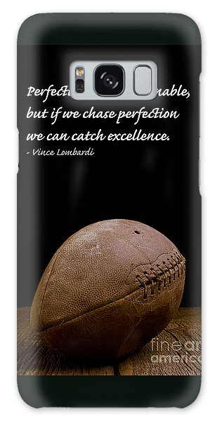 Day Galaxy Case - Vince Lombardi On Perfection by Edward Fielding