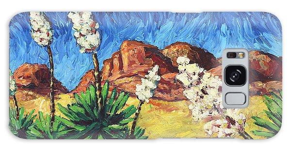 Vincent In Arizona Galaxy Case