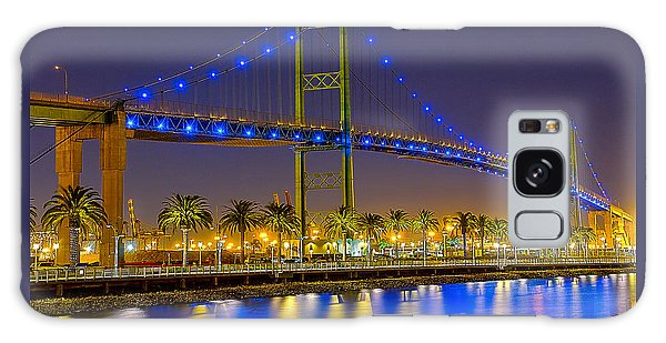 Vincent Thomas Bridge - Nightside Galaxy Case