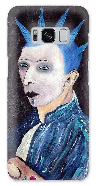 Vincent Van Goth Galaxy Case by Gerhardt Isringhaus