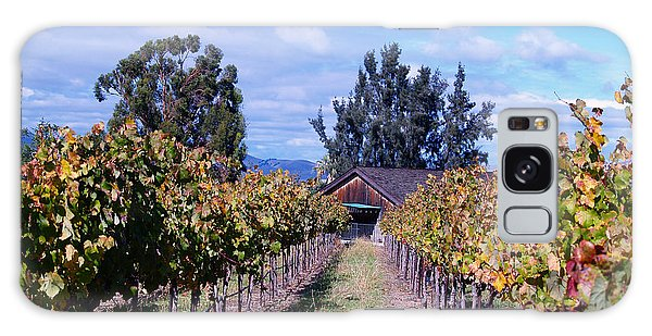 Livermore - Vineyard Barn Galaxy Case