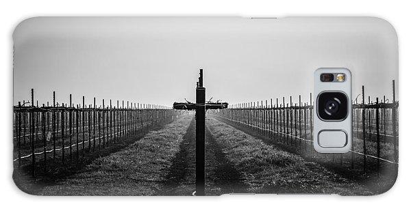 Vineyard Cross Galaxy Case
