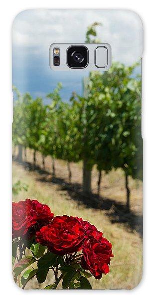 Vineyard Rose Galaxy Case