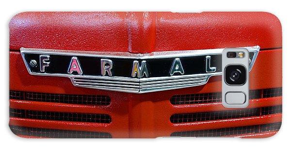 Vintage 1947 Farmall Tractor Galaxy Case
