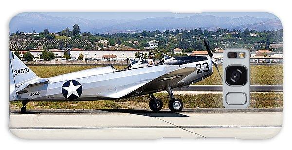 Vintage Aircraft 5 Galaxy Case