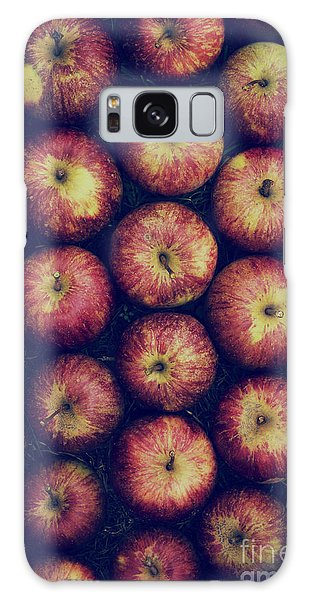 Autumn Galaxy Case - Vintage Apples by Tim Gainey
